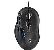 g500s logitech láser para juegos con cable del ratón 8200dpi programable