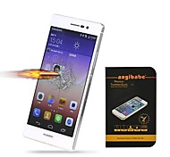 Russian  Spanish Engish Version 0.33mm Premium Shatterproof Tempered Glass Screen Protector for Huawei P7