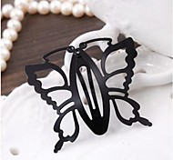 Butterfly Kid's Barrettes Hair Jewelry