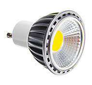 5W E26/E27 LED Spotlight COB 50-400 lm Warm White Dimmable AC 220-240 V