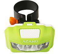 ACANU Waterproof Green Bicycle Tail Light