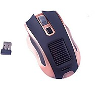 Co-crea T008 Solar Energy Wireless 2.4G Optical Gaming Mouse