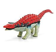 discosauricus montagem de borracha modelo de dinossauro figuras de ação educacional brinquedo