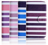 Colorful Elegant PU Leather Case for iPhone 4/4S(Assorted Colors)