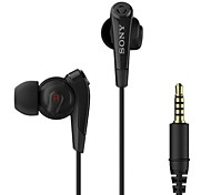 Sony MDR-NC31EM Headphone 3.5mm In Ear Canal With Microphone for Mobile Phone