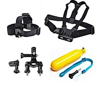Gopro Accessories Straps / Accessory Kit For Gopro Hero 2 / Gopro Hero 3 / Gopro Hero 3+ FloatingUniversal / Dive / Skate / Aviation /
