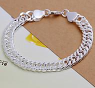 European Style B10M Full Lateral Bracelet-Man