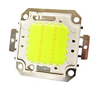 LOHAS® DIY 20W 1800-1900LM Green White Light Square Integrated LED Module(DC 30-34V)