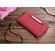 High Quality Wallet Leather Case for Apple iphone 4S