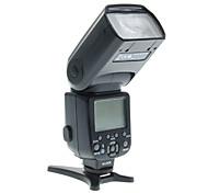 Triopo tr-982n sincronización de alta velocidad de 1 / 8000s i-TTL de radio del disparador Speedlite flash para nikon d800 d600 d7000 d5100