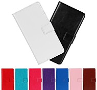 Horse Grain PU Leather Full Body Case with Stand And Card Slot for Samsung Galaxy Note 3 Lite N750 / Neo N750