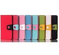 contraste da cor caso têxtil com stand titular para LG g3 (cores sortidas)