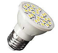 3W E26/E27 Focos LED MR16 24 SMD 5050 210-240 lm Blanco Fresco AC 100-240 V