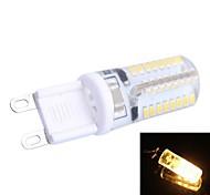 g9 3w 170lm 3200k 64x3014 blanc chaud Ampoule LED (ca 200-240)