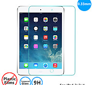 TOPCEL™ 0.33mm Tempered Glass Screen Protector with Microfiber Cloth for iPad 2/3/4