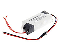 0.3A 13-18W DC 35-70V to AC 85-265V External Constant Current Power Supply Driver for LED Panel Lamp