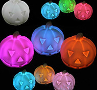 Pumpkin Rotocast Color-changing Night Light