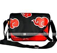 Naruto Sasuke Uchiha Akatsuki Cosplay Shoulder Bag