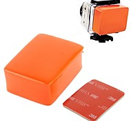 Gopro Accessories Large Floaty Box With 3M VHB Heavy Duty Mount Tape Adhesive Anti Sink