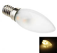 Eastpower E14 7 SMD 5050 70 LM Warm White C35 Decorative LED Candle Lights AC 220-240 V