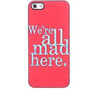 We're Mad Design Aluminium Hard Case for iPhone 4/4S