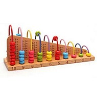 Puzzle Wooden Student Abacus for Children Educational Toys