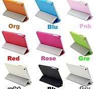 PU Leather Case w/ Stand for iPad mini 3, iPad mini 2, iPad mini (Assorted Colors)