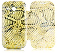estampado de leopardo casebox® caso de cuerpo completo para mini i8190 samsung galaxy s3