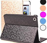DSD® Luxury Supper Slip Diamante Auto Sleep/Wake Up PU Leather Full Body Case  for iPad 2/3/4 (Assorted Colors)