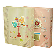 Family Baby Insert Album for 200psc of 5R