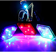 FJQXZ 5 LED 7 Flash Model Cycling Warning Tail Light