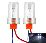 universales t15 / t20 / t25 / 1156 15w 2000lm 6000k luz blanca ocultó el xenón luz de reserva de la lámpara - 2 piezas