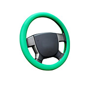 Reallink®Multicolor Silicone Steering Wheel Cover For Any Car