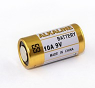 10A 9V Alkaline Battery for Wireless Doorbell / Remote Control /Alarm