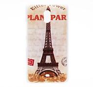 Kinston Paris Tower Pattern Plastic Hard Case for Nokia Lumia 1320