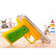 Funny Gun Shape Stand and Wind for iPhone and Samsung (Assorted Color)