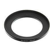 eoscn 40,5 milímetros anel conversão de 52 milímetros