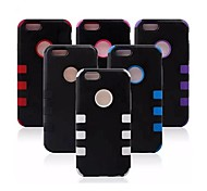 Specific Design PC Cover for iPhone 6(Assorted Colors)