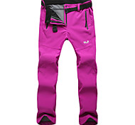Women's Insulated Fleece Ski/snowboard Pants