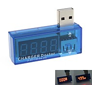 YuanBoTong   Single USB Charger Doctor with Red Light LED Display