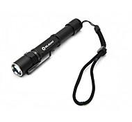 LED Flashlights / Handheld Flashlights LED 3 Mode 550 Lumens Waterproof / Impact Resistant / Super Light / Compact Size / Small SizeCree