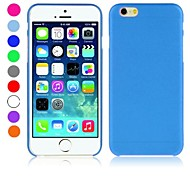 ENKAY Translucent 0.3 mm Ultra-thin Protective PC Soft Cover for iPhone 6 (Assorted Colors)