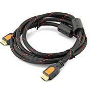 8M HDMI V1.4 1080P Male to Male High Speed Cable