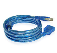 USB Male to Female Cable Extention Signal Line for Computer 1.5M 4.92FT