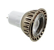 GU5.3(MR16) 3 W 1 COB 300 LM Cool White C35 Spot Lights AC 85-265 V