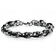 Z&X®  Men's Fashion Personality Titanium Steel Bracelet