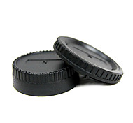 UWINKA L-R1  Rear Lens + Camera Body Cover Cap for Canon
