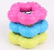 animaux molaires non toxiques naturelles jouets pentagramme (couleur aléatoire)