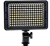 C-160S Portable LED Video Light 160pcs LED Beads High Brightness with Diffuser
