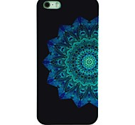 blau Mandala-Muster Hard Case für iphone4 / 4s